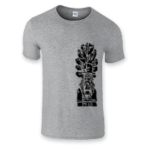 God of Thunder (Unisex - Sport grey)